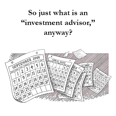 Just what is an investment adviser? There is a distinct difference between an independent investment adviser and a broker. An adviser, like McRae Capital Management, is a fiduciary who always works for our client's best interest.