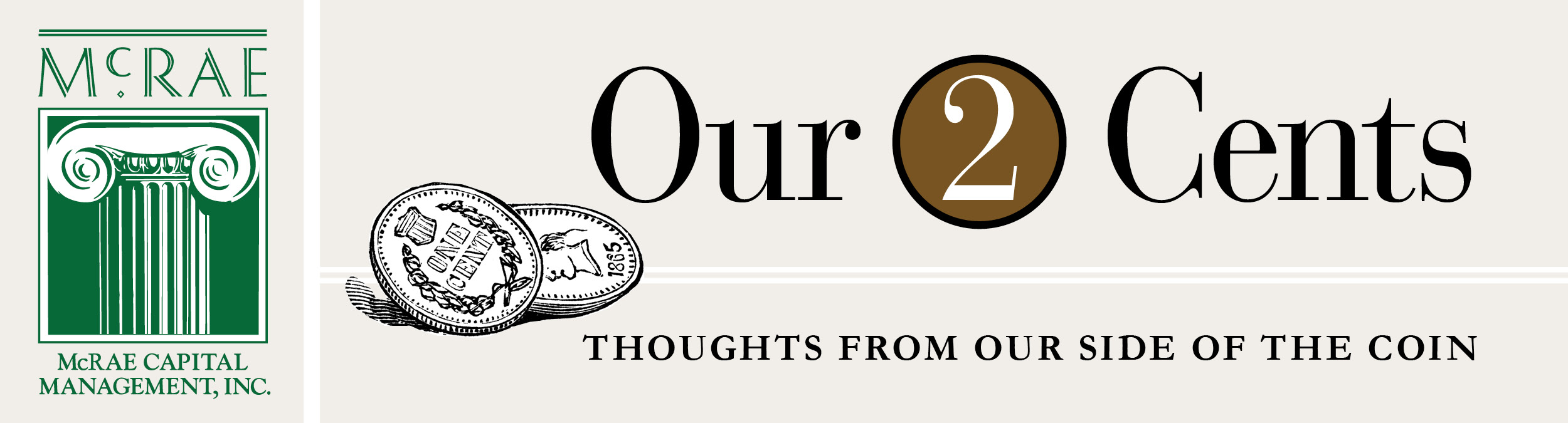 Our 2 Cents Logo