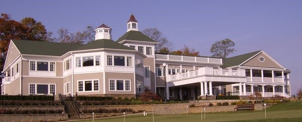 Beacon Hill Country Club Clubhouse