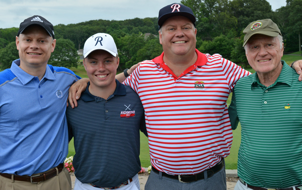McRae Capital Sponsors the 95th NJSGA Father & Son Championship