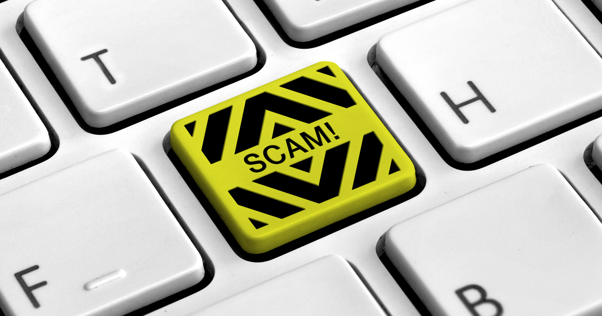 Tax scams, scam alerts, fraud, and their impact on Financial Planning image for family business investment advisers McRae Capital Management.