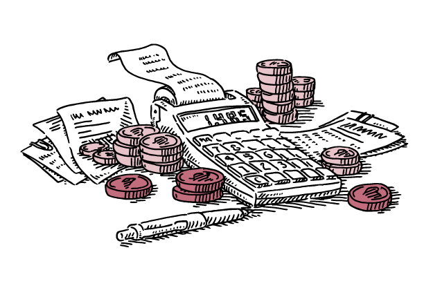 first job financial advice