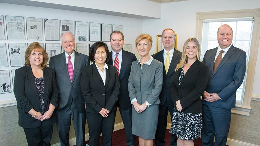The McRae Capital staff